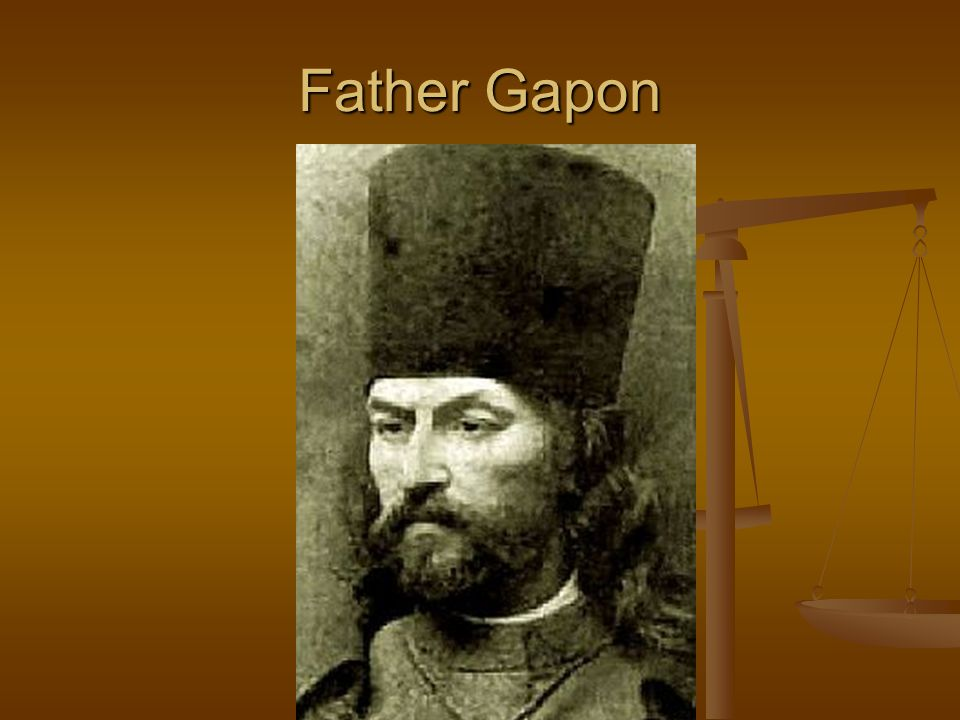 Father Gapon