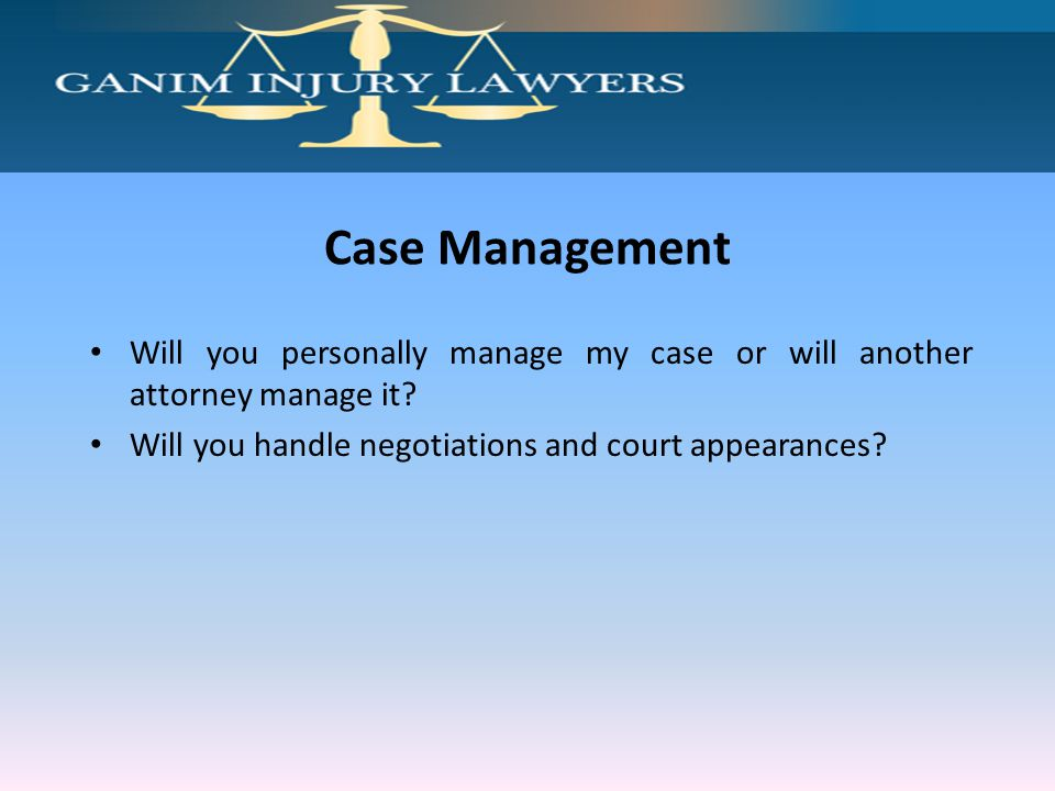 Case Settlement What is a good settlement amount.Is it likely we ll go to trial.