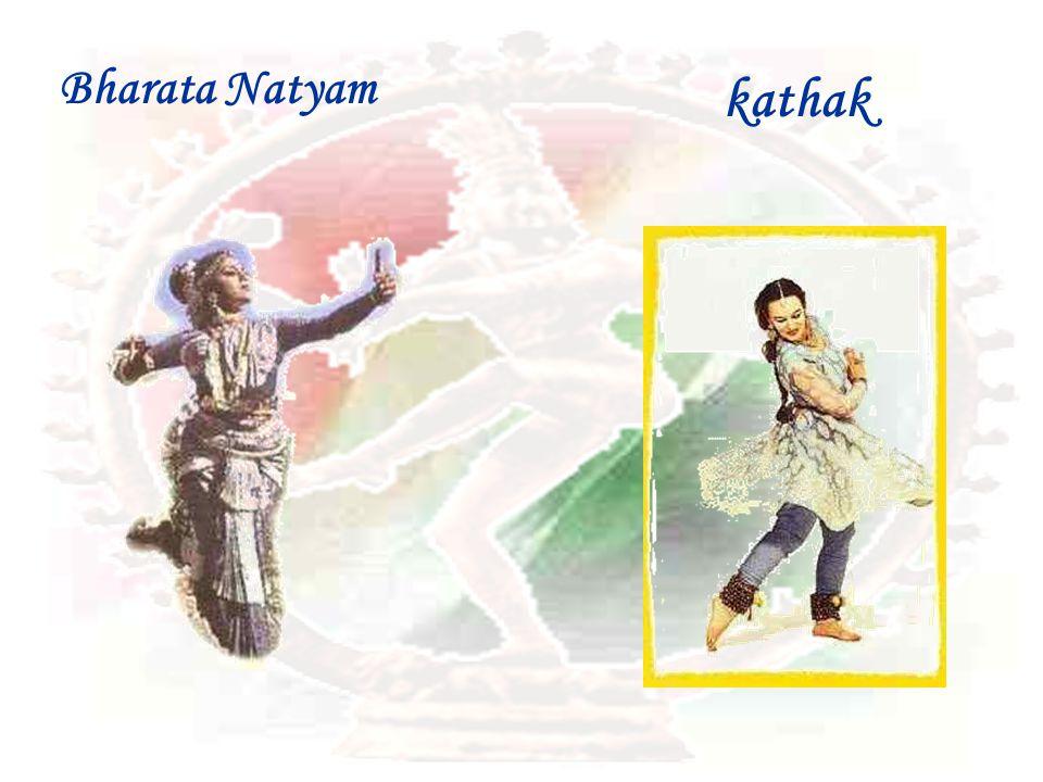 Bharata Natyam kathak