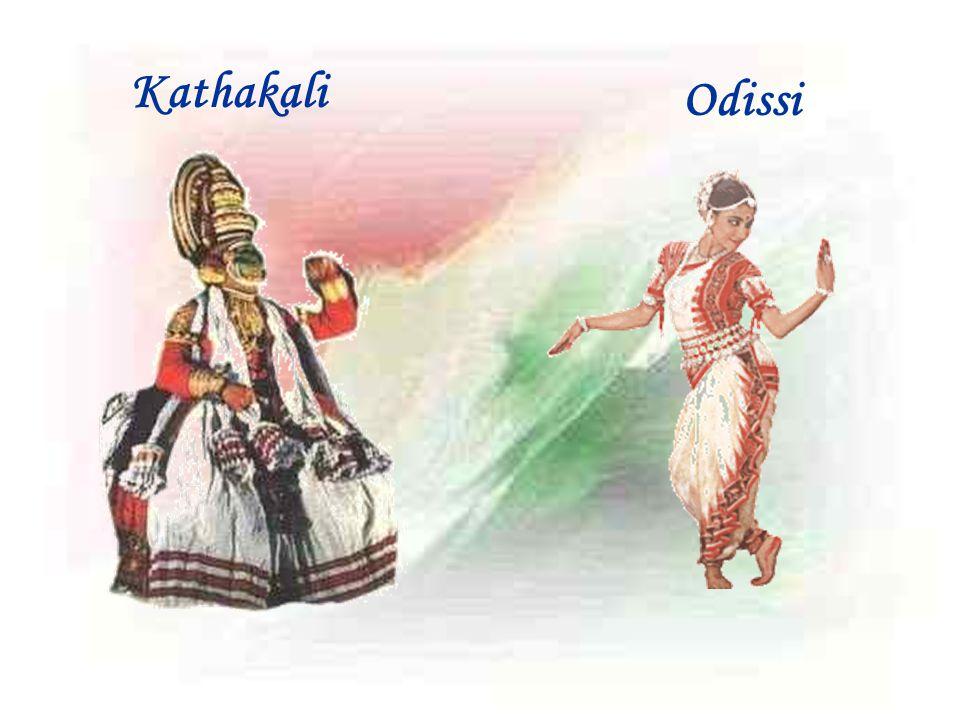 Odissi Kathakali