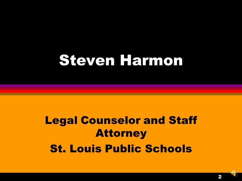 VIOLENT CONFRONTATION AVOIDANCE FOR EDUCATORS, Part 2 St.