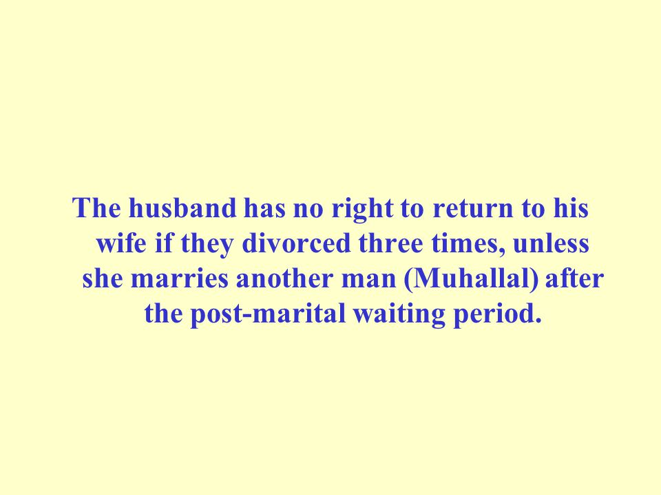 Azh-Zhihar: It is prohibited for the husband to swear that his wife will be for him as his mother s back (azh-Zhihar).