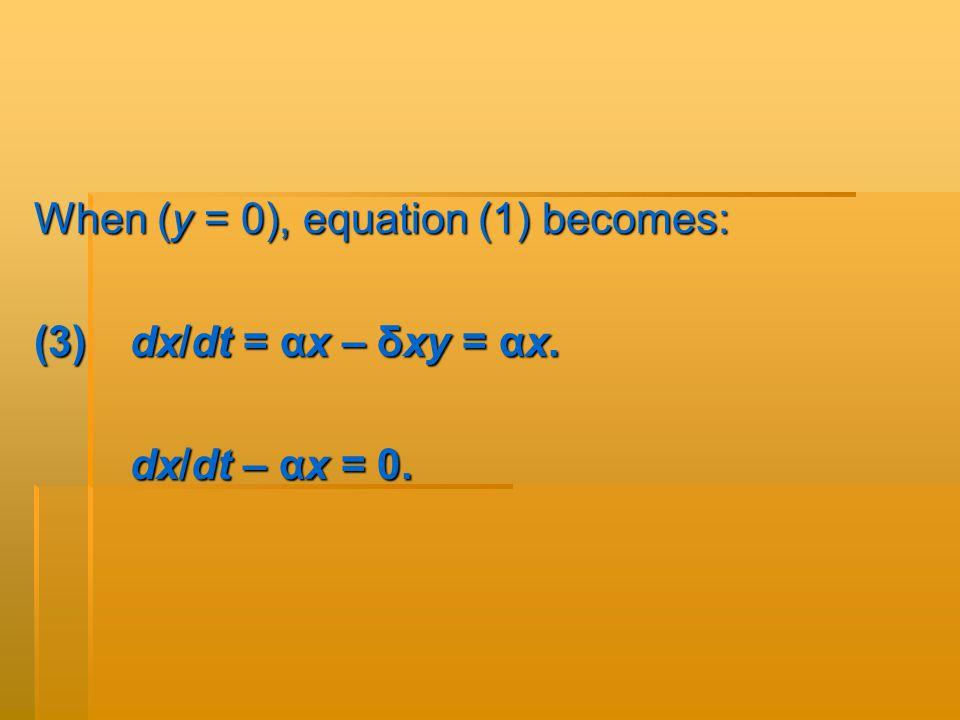If det(A – λ I ) = 0.