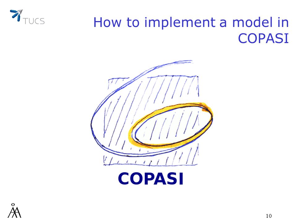 10 How to implement a model in COPASI