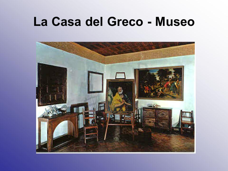 La Casa del Greco - Museo
