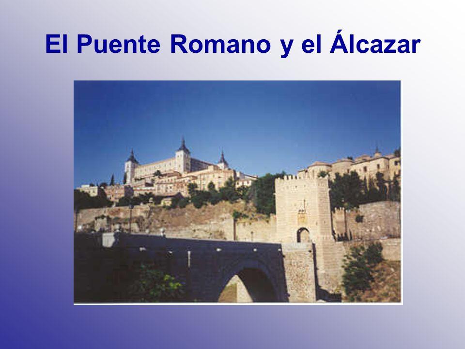 El Álcazar de Toledo Es un edificio muy grande de construcción cuadrada