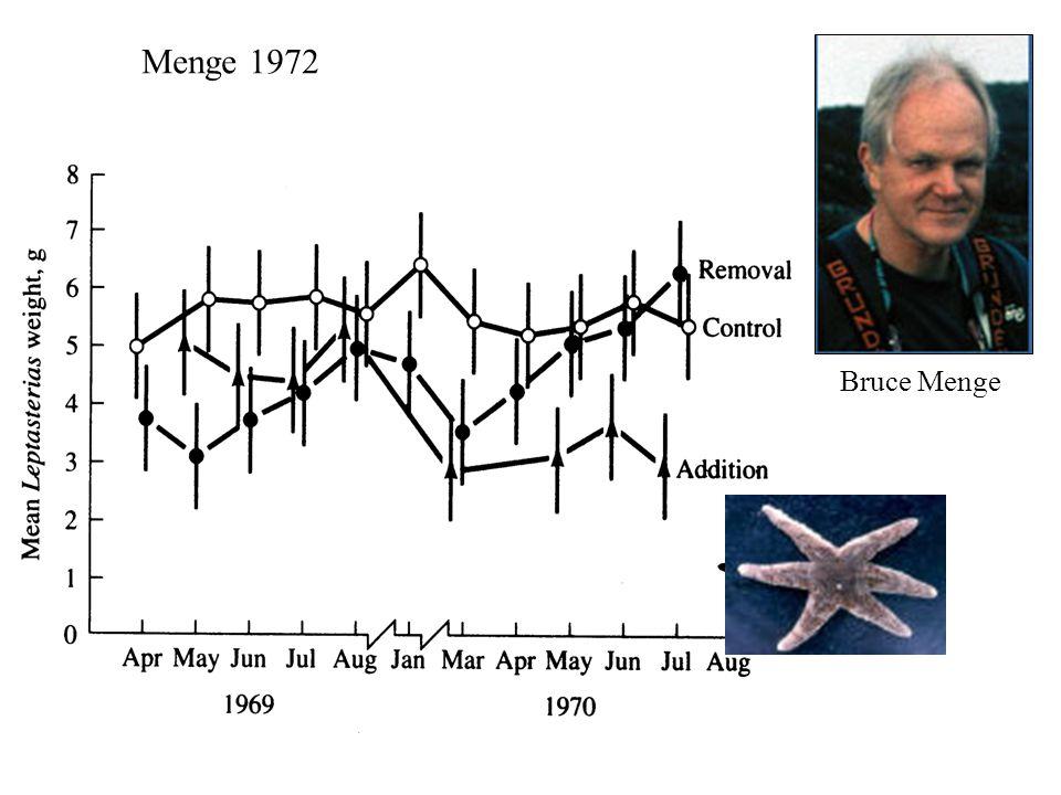 Menge 1972 Bruce Menge