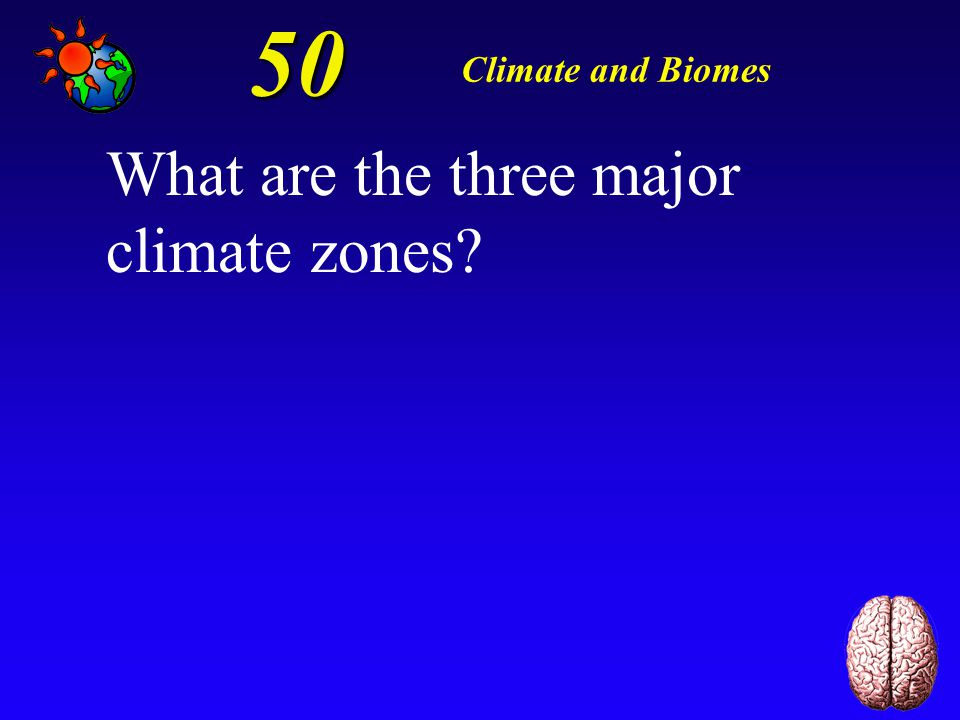 40 Climate and Biomes Wind Ocean currents MountainsLatitude.