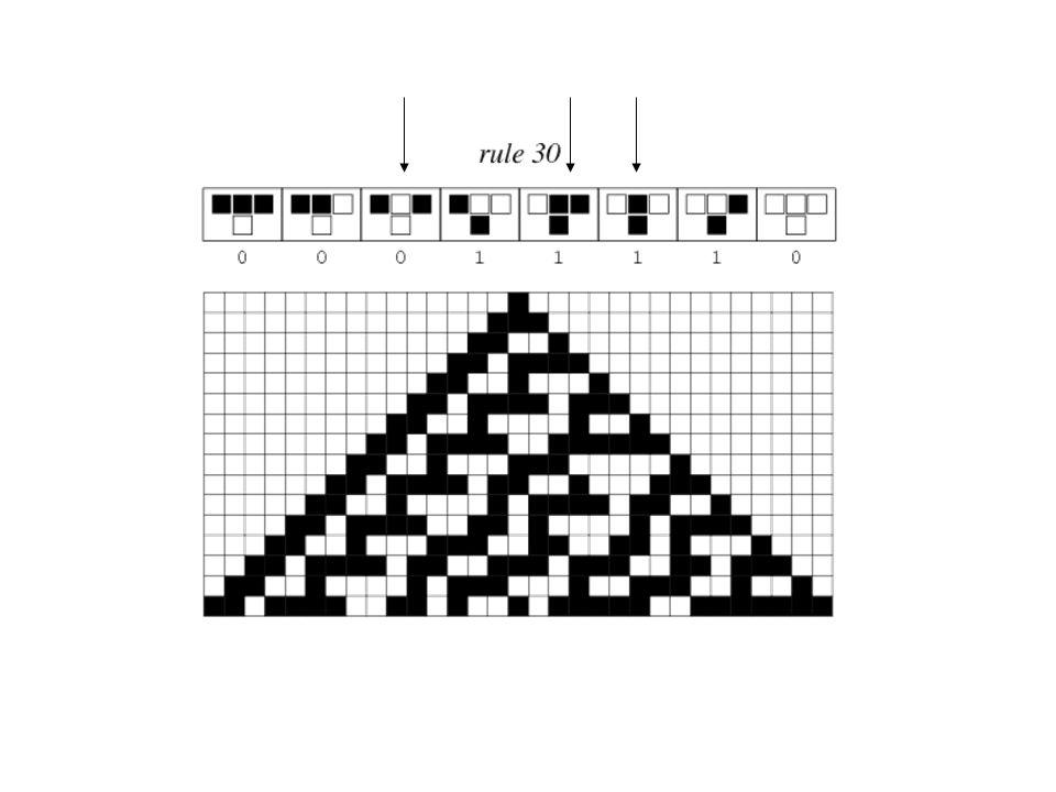 The math of diffusion kk-1k+1 P(k) – P(k-1) = 2 P(k-1) = 5 P(k) = 7 P(k+1) = 8 P(k+1) – P(k) = 1 A gradient in P(k) is not enough: diffusion requires a gradient of the gradient back