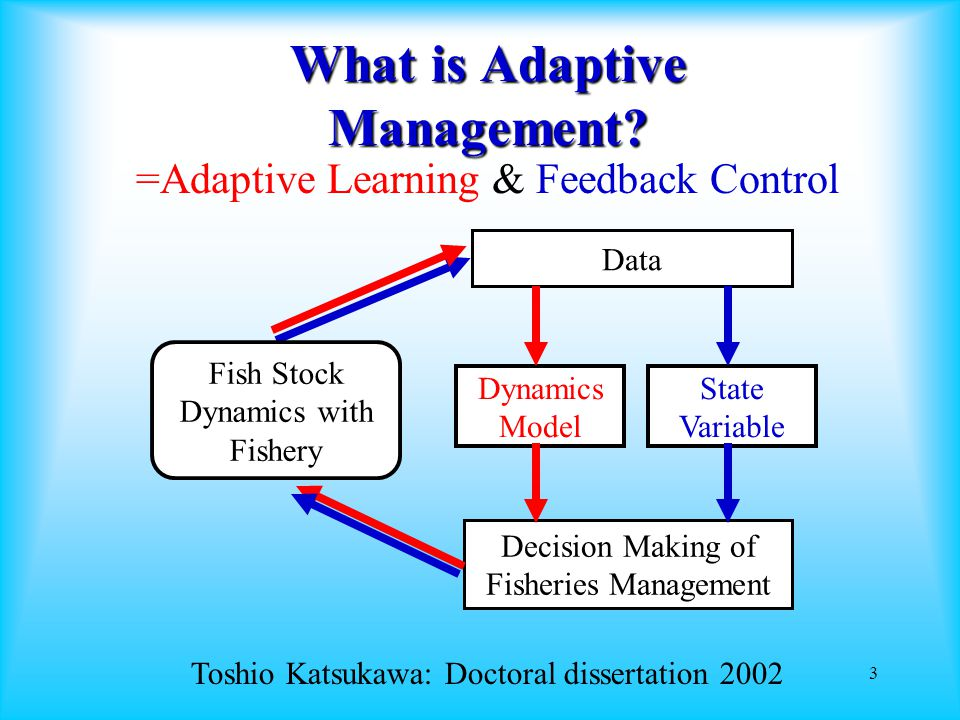 3 What is Adaptive Management.