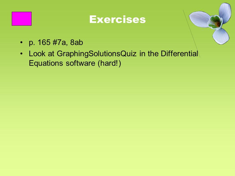 Exercises p.
