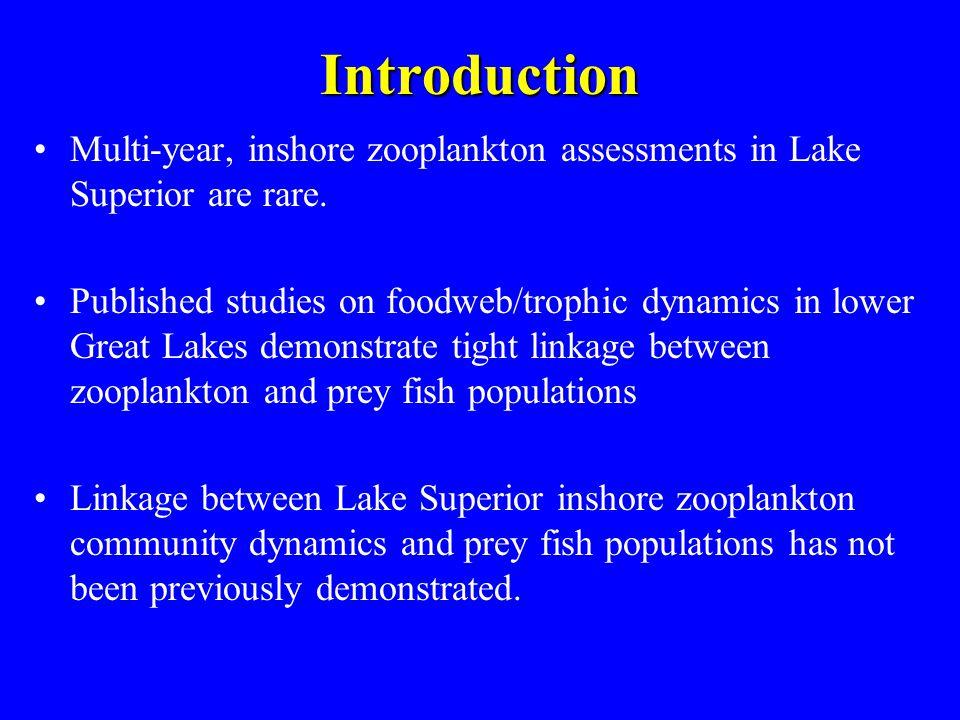 Relative Abundance of Zooplankton Taxa by Ecoregion and Year