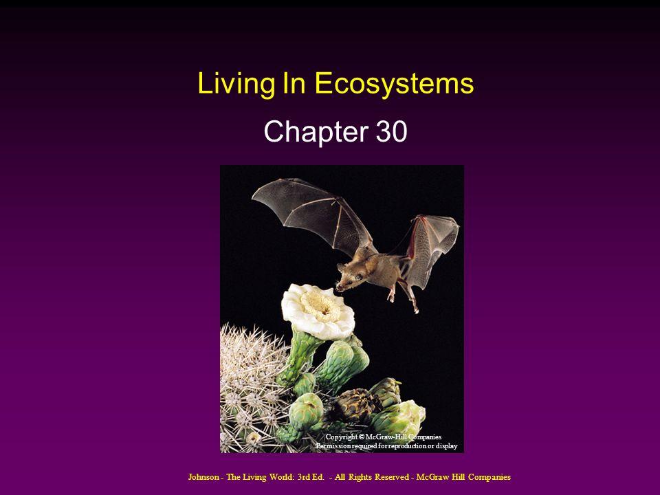 Johnson - The Living World: 3rd Ed.