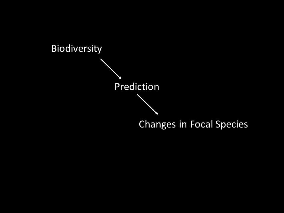 R T R T + + - - - R 2 = 0.49 R 2 = 0.43 Metabolic predicted observed Log (Mussel biomass) Log (|per capita I|) Log (|population I|) Low Whelk Biomass High Whelk Biomass Low Whelk Biomass High Whelk Biomass