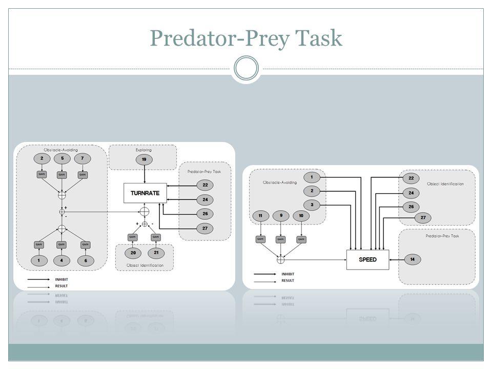 Predator-Prey Task