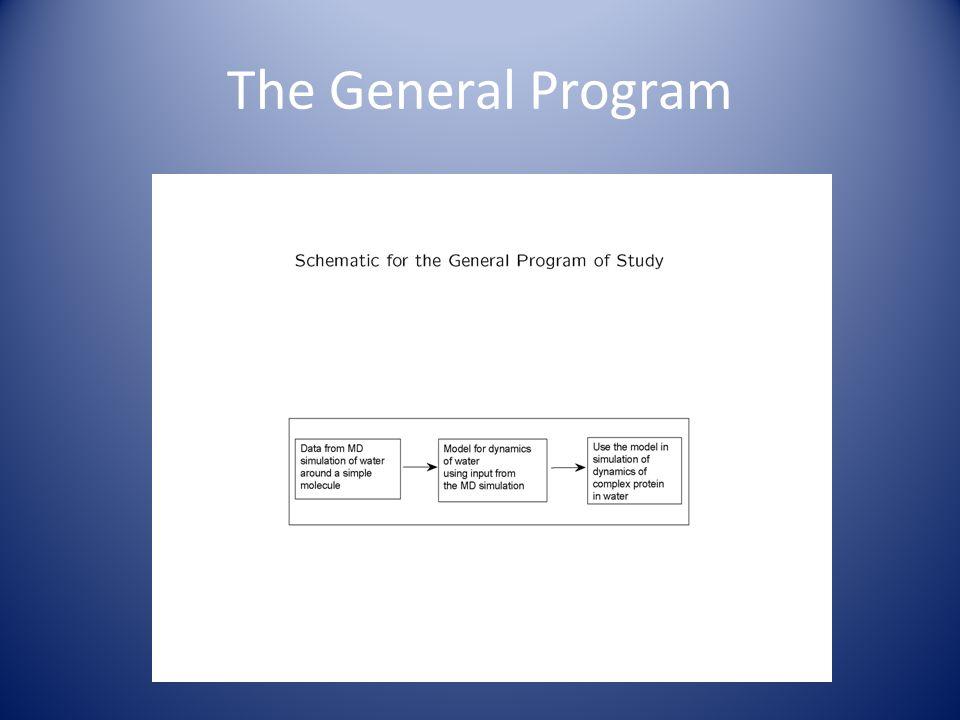 The General Program