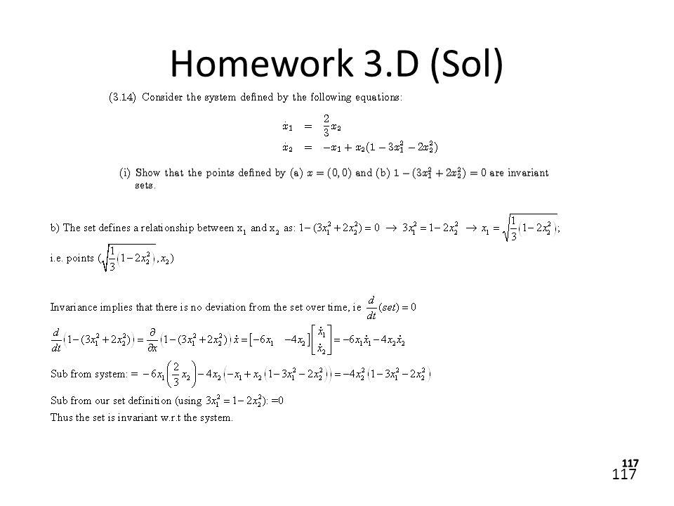 117 Homework 3.D (Sol)