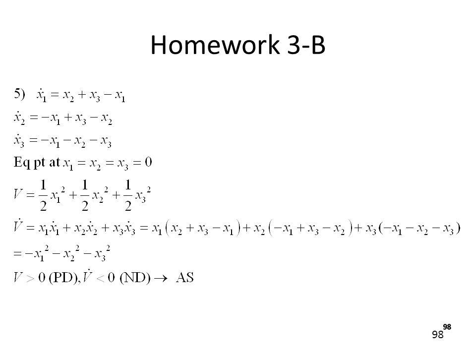 98 Homework 3-B