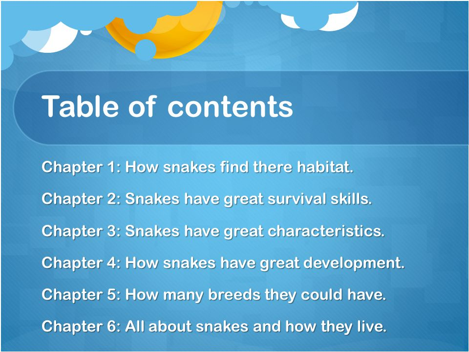How snakes find their habitat Did you know that snakes find there habitat on there own.