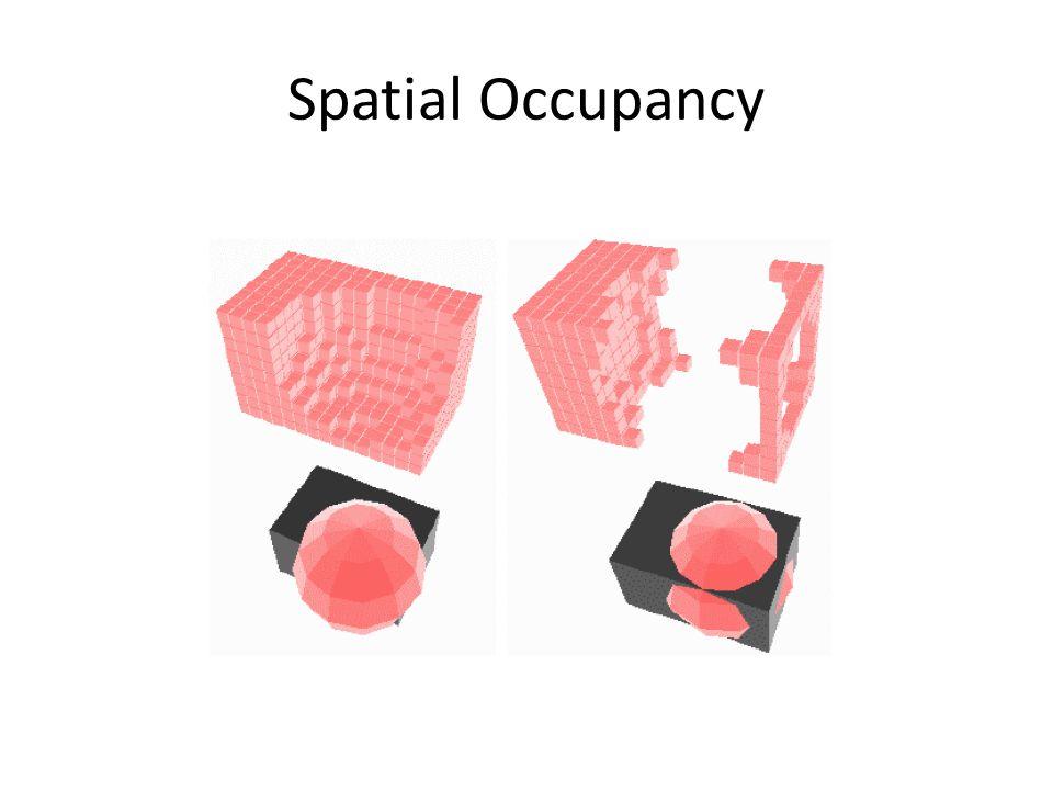 Spatial Occupancy