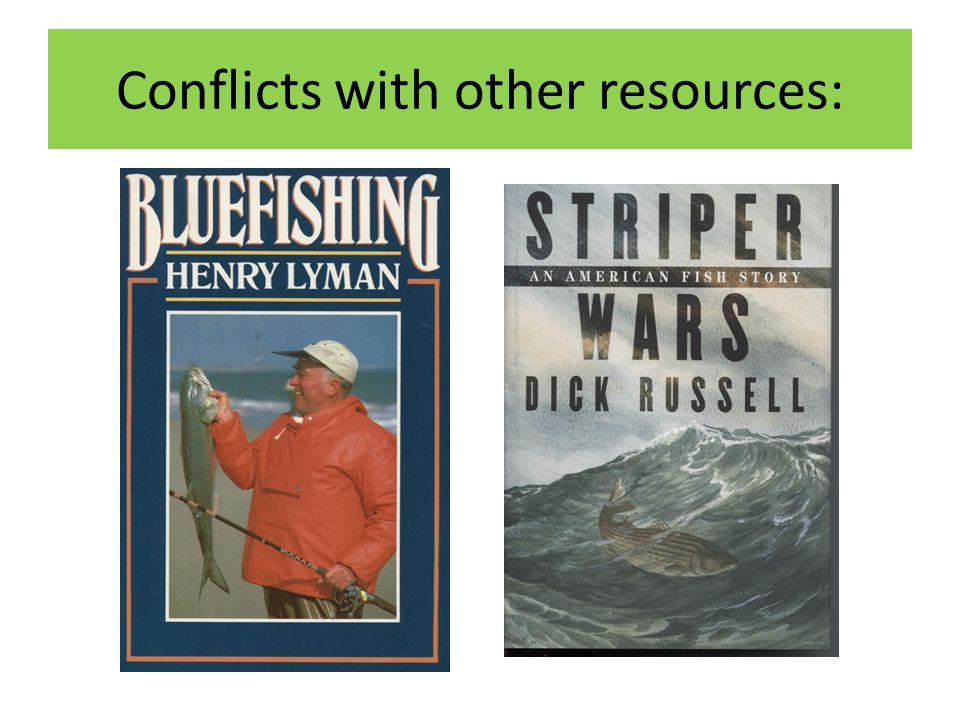 Conflicts with other resources: