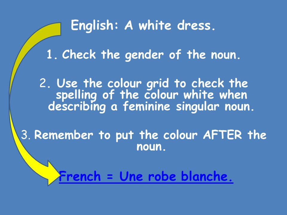 = blanche