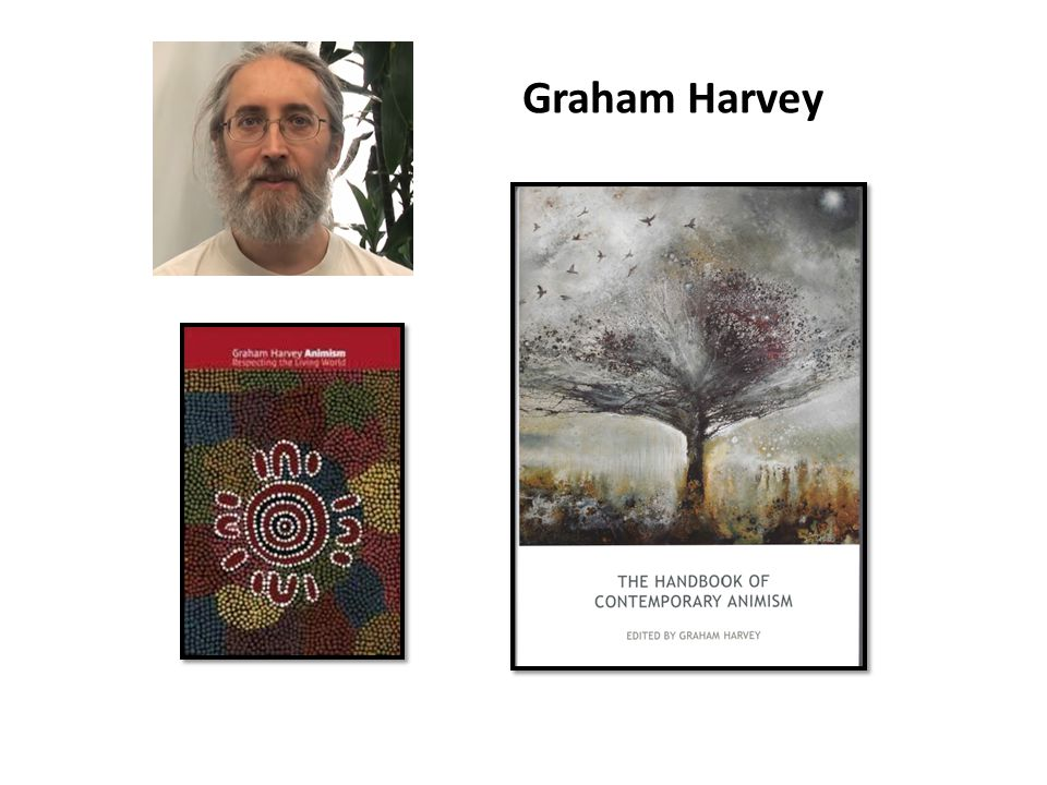 Graham Harvey