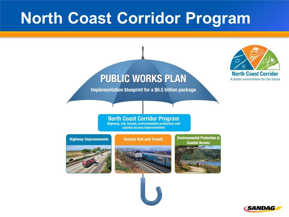 3 North Coast Corridor Program