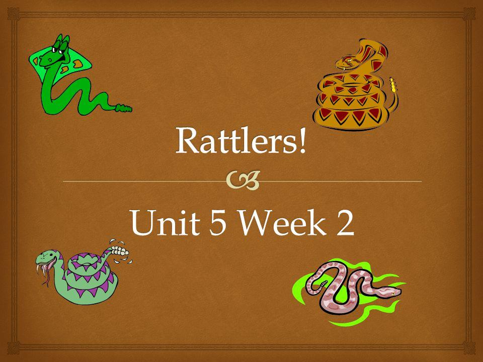 Unit 5 Week 2