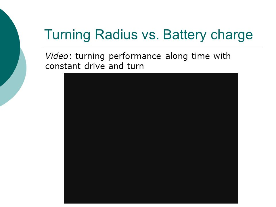 Turning Radius vs.