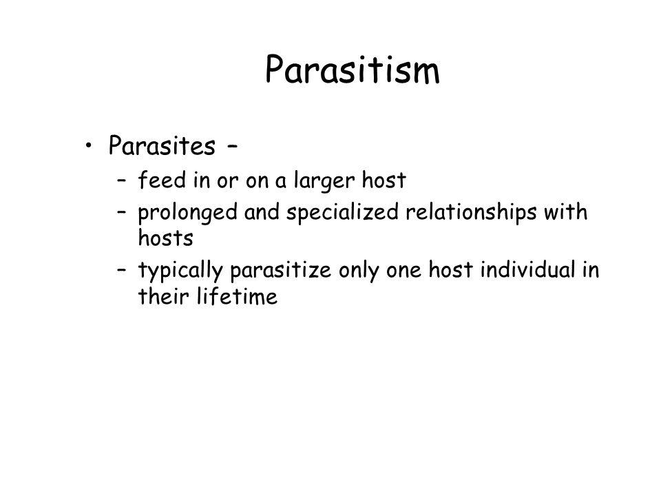 Parasites Disease producing bacteria, fungi, protozoa, viruses and some nematodes May attack invertebrates (insects and nematodes), weeds, pathogens and vertebrates