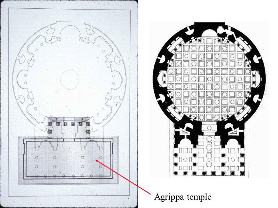 Agrippa temple