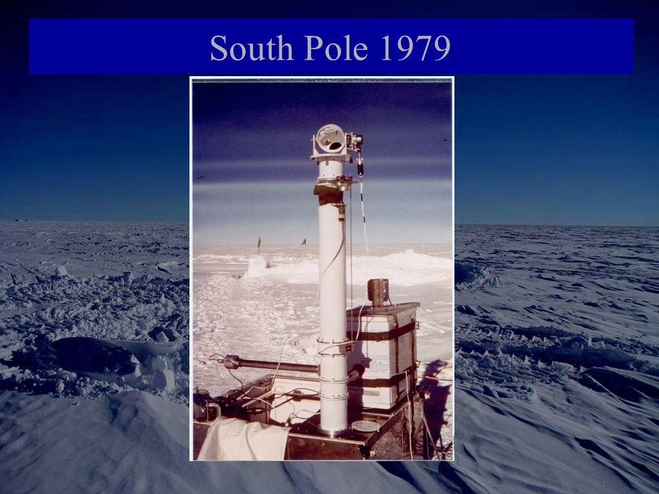 South Pole 1979