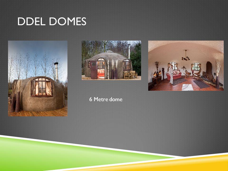 DDEL DOMES 6 Metre dome