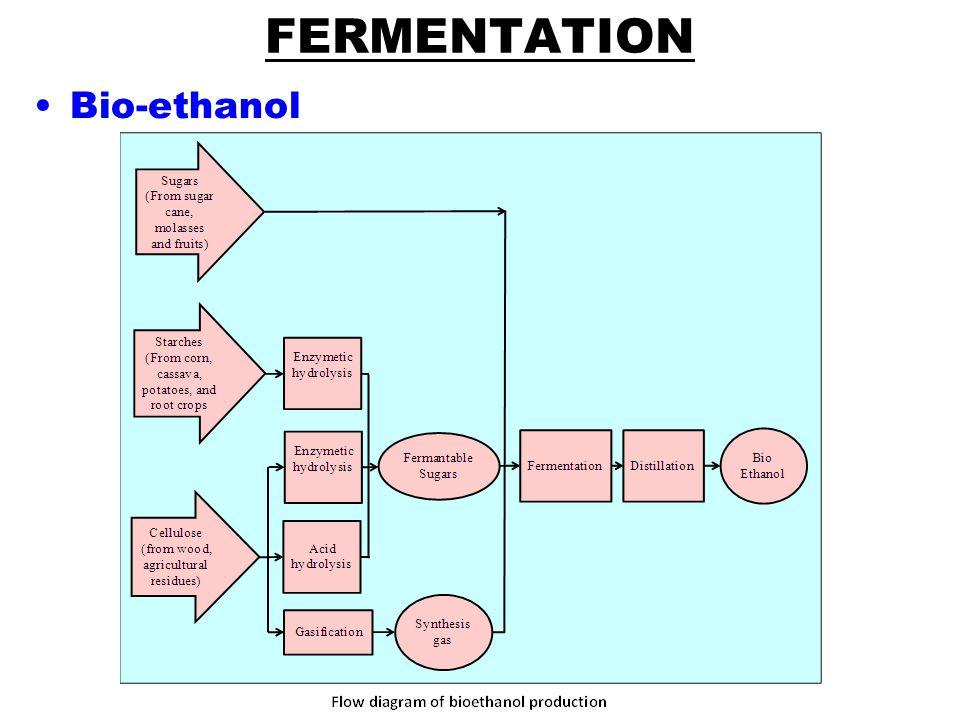 FERMENTATION Bio-ethanol