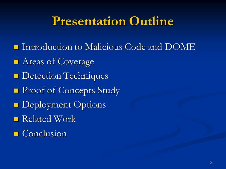 13 Proof of Concept Study (Tools Used) IDA PRO Disassembler (Preprocessing Step) IDA PRO Disassembler (Preprocessing Step) Disassembling executables.