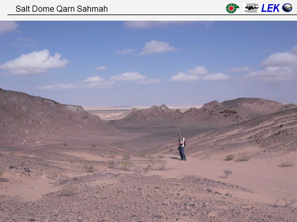 Salt Dome Qarn Sahmah