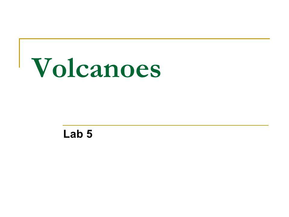 Volcanoes Lab 5