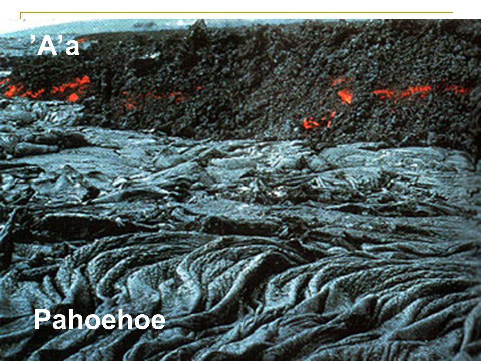 Pahoehoe 'A'a