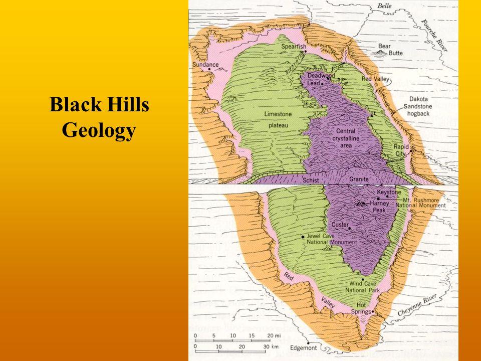 Black Hills Geology