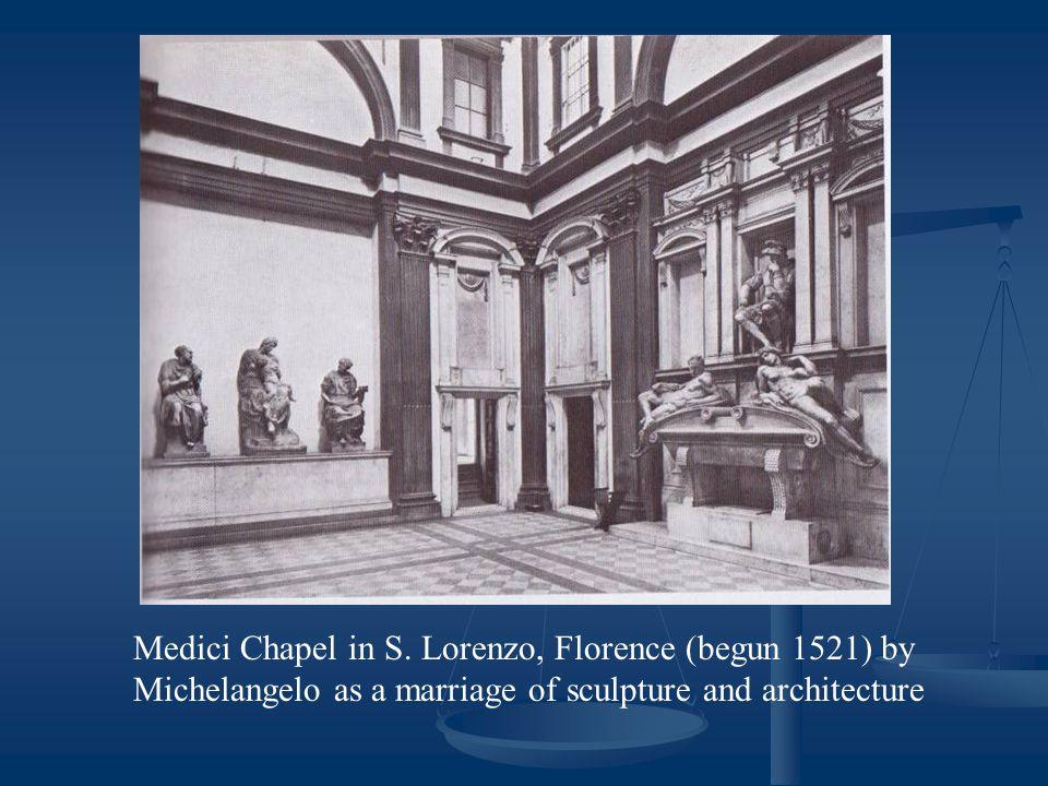 Medici Chapel in S.