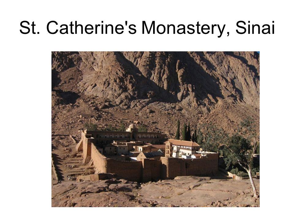 St. Catherine s Monastery, Sinai