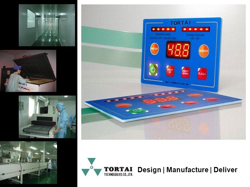 Design | Manufacture | Deliver