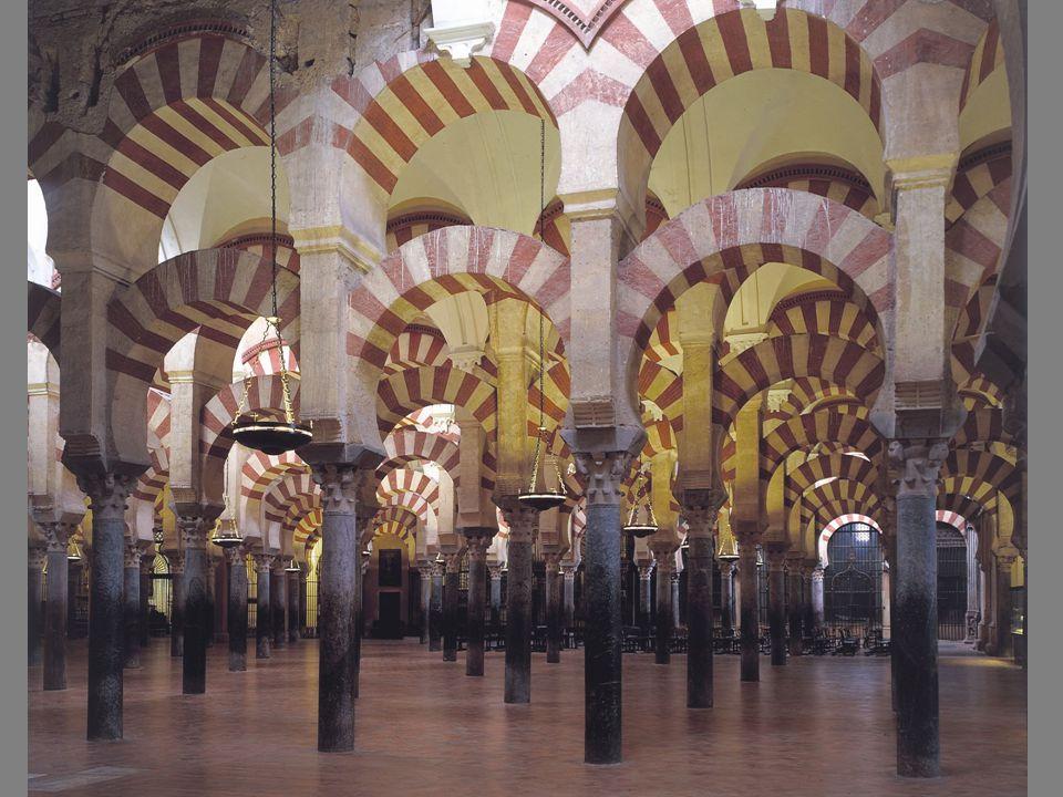 [Image 8.8] Maqsura screen of the Córdoba Mosque