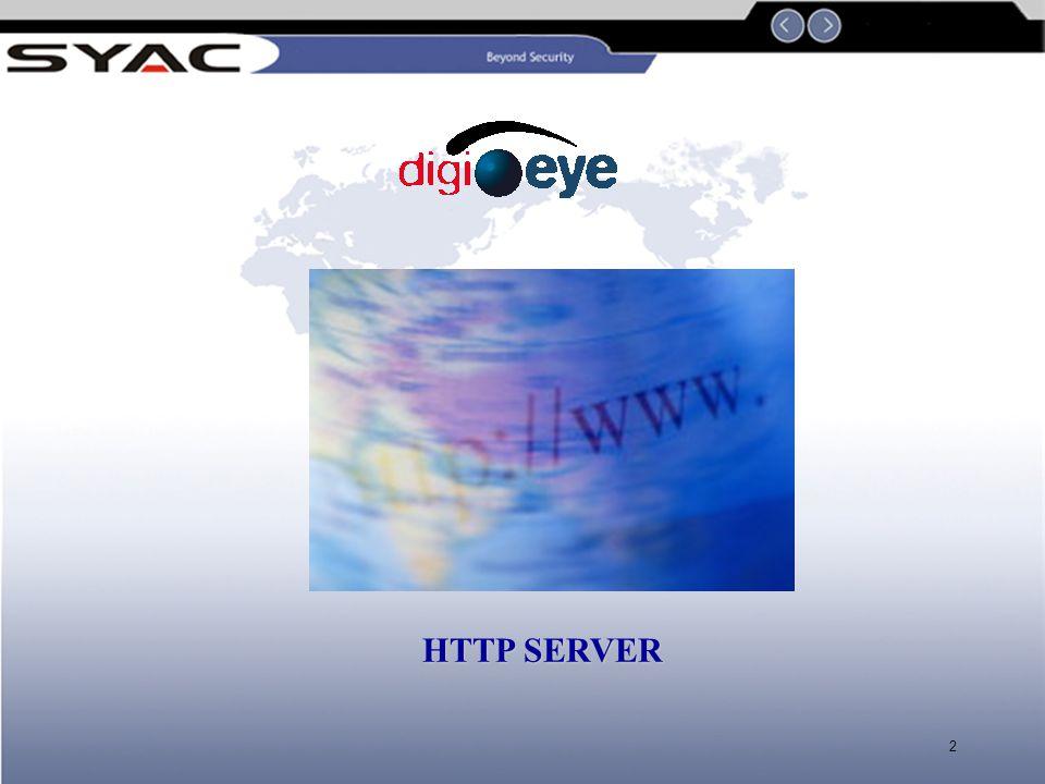 2 HTTP SERVER
