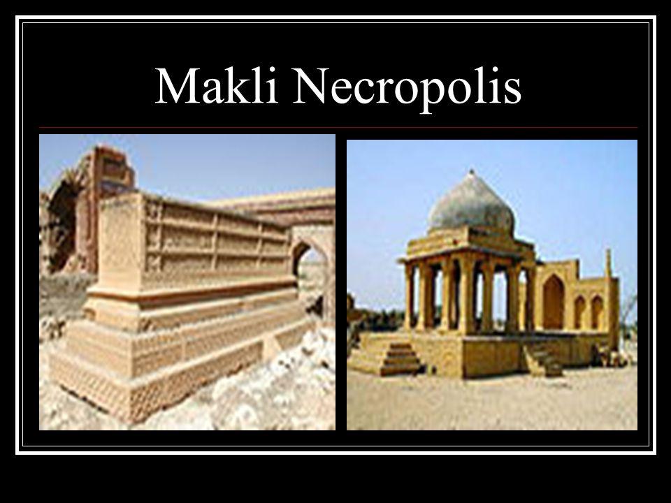 Makli Necropolis