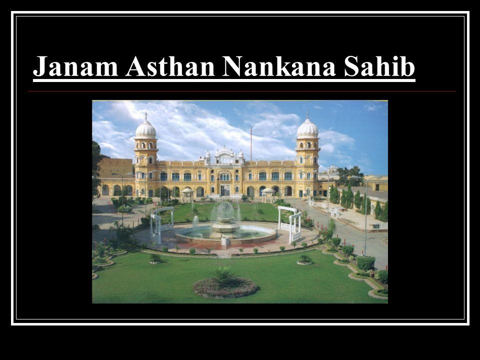 Janam Asthan Nankana Sahib