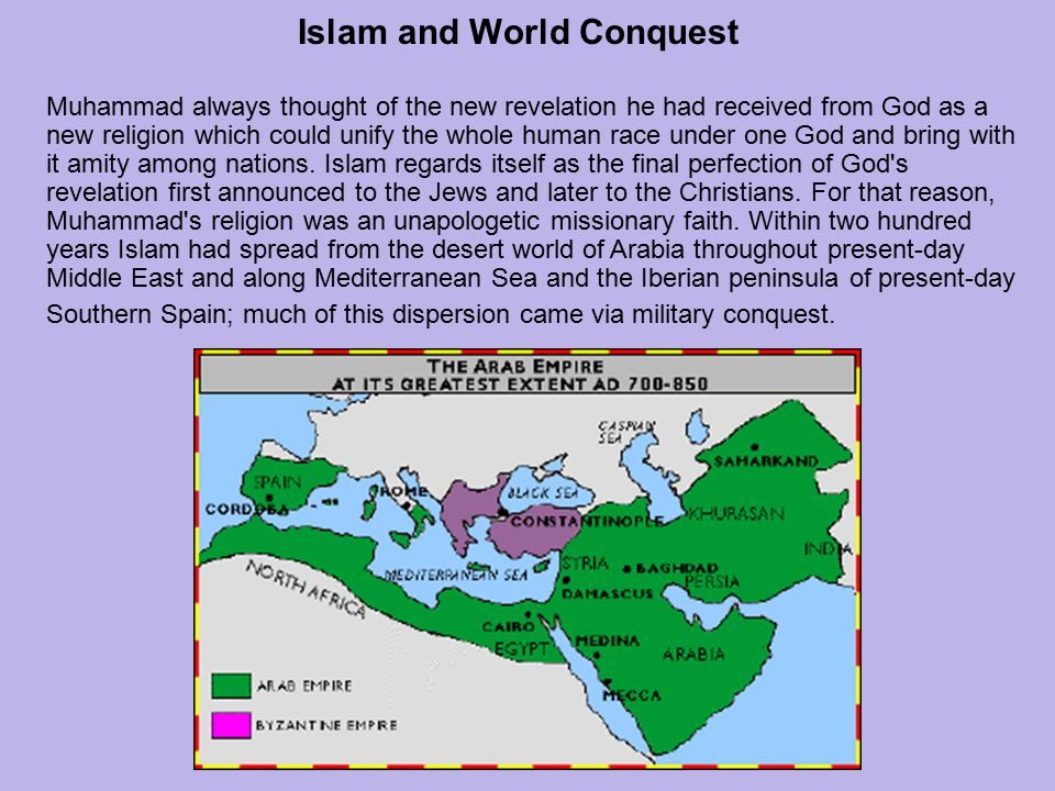 Islam's Rise and the Decline of Christianity Islam s rise coincided with a period of stagnation in what was the Christian West.