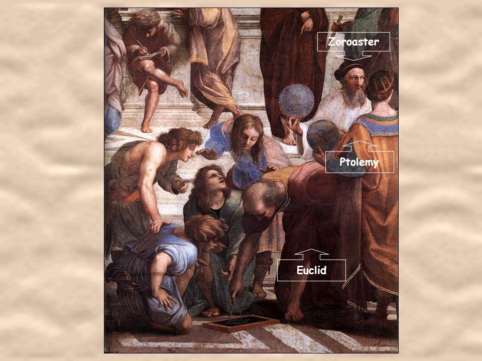 Averroes Hypatia Pythagoras