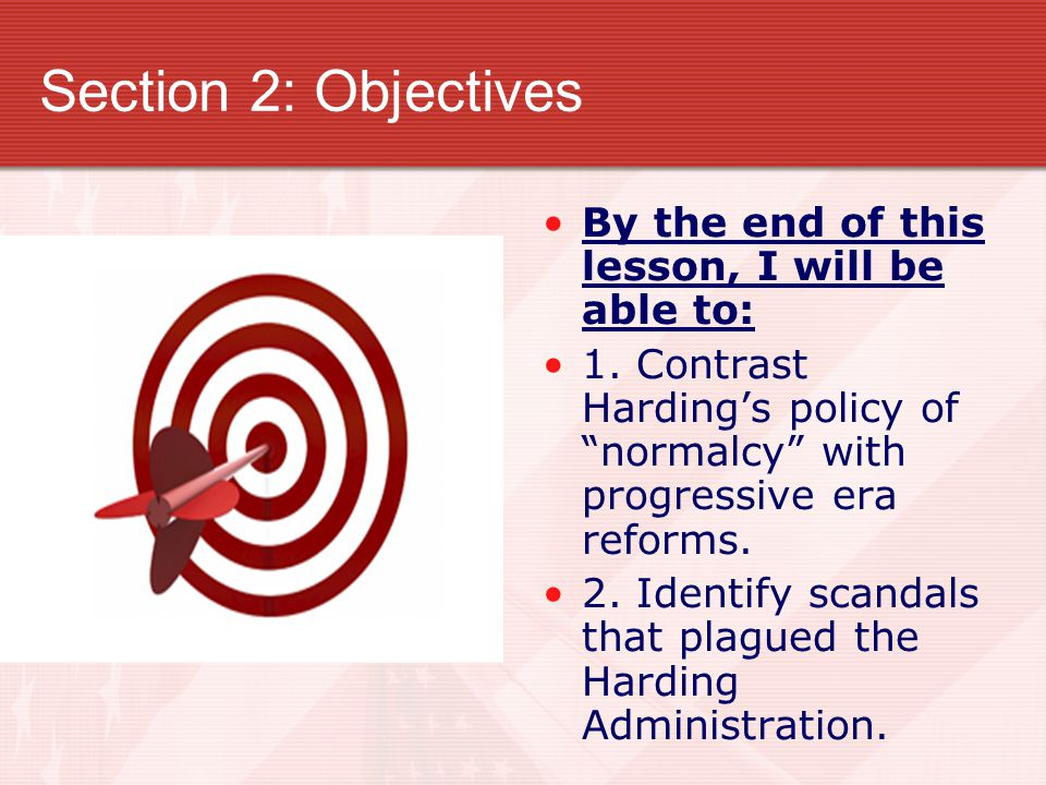 Section 2: Objectives By the end of this lesson, I will be able to: 1.